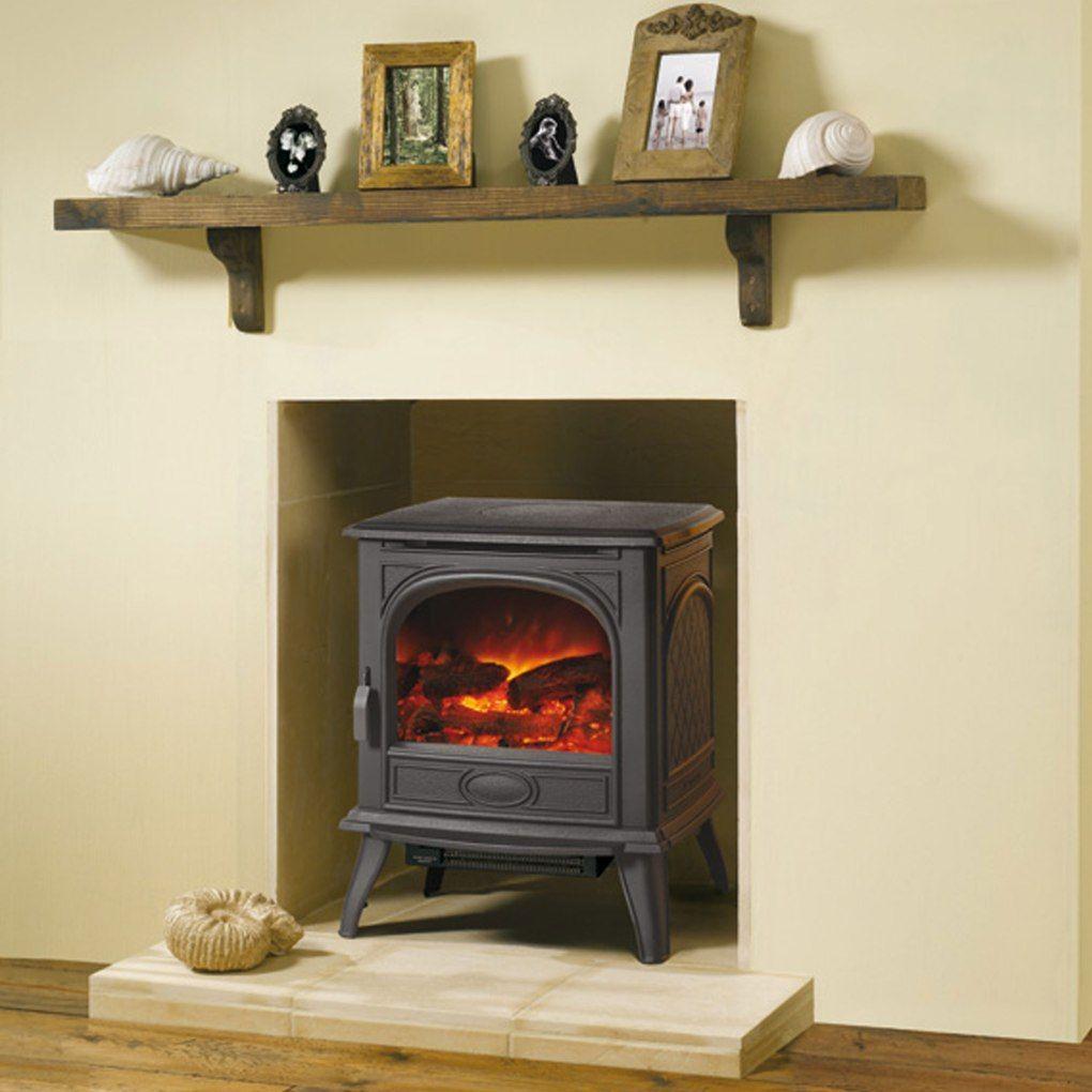 Gazco Huntingdon 40 Electric Stove Electric Stove Cast Iron Electric Stove Electric Stove Fire