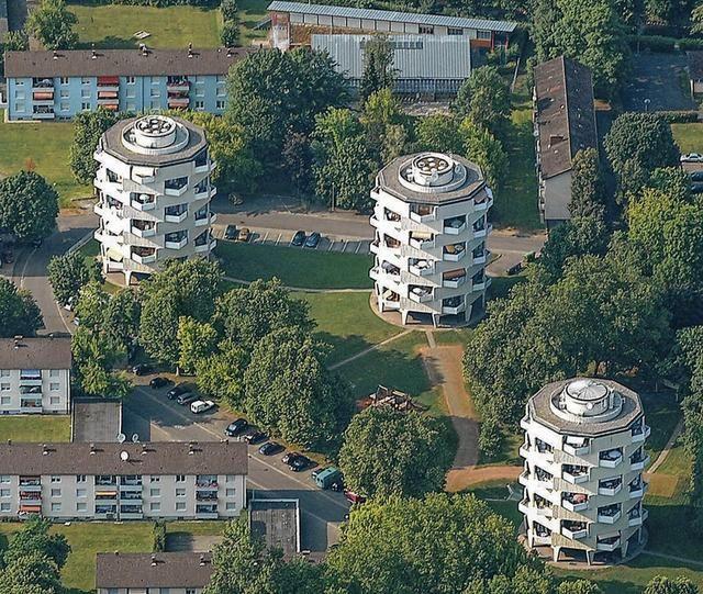Der Ruf Des Wohngebiets Ist Mäßig, Die Bausubstanz Vieler