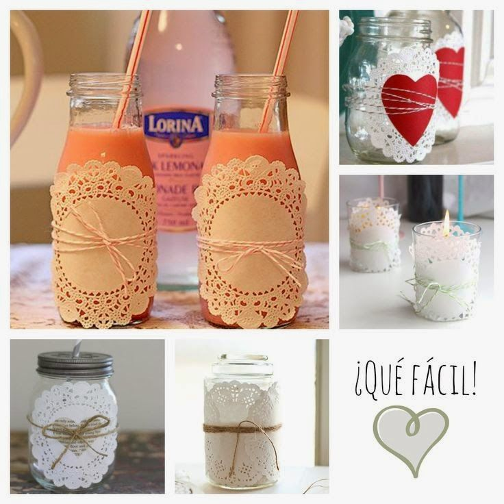 Ideas para decorar con blondas - Tutoriales para fabricar blondas ~ Mi fiesta inolvidable