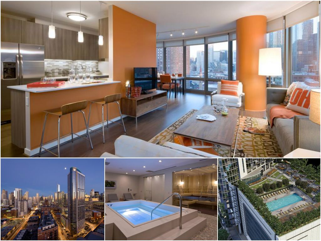 1 Bedroom Apartments In Chicago From Envy Inducing Homes To Affordable Comfort 1 Bedroom Apartment Home Condos For Sale