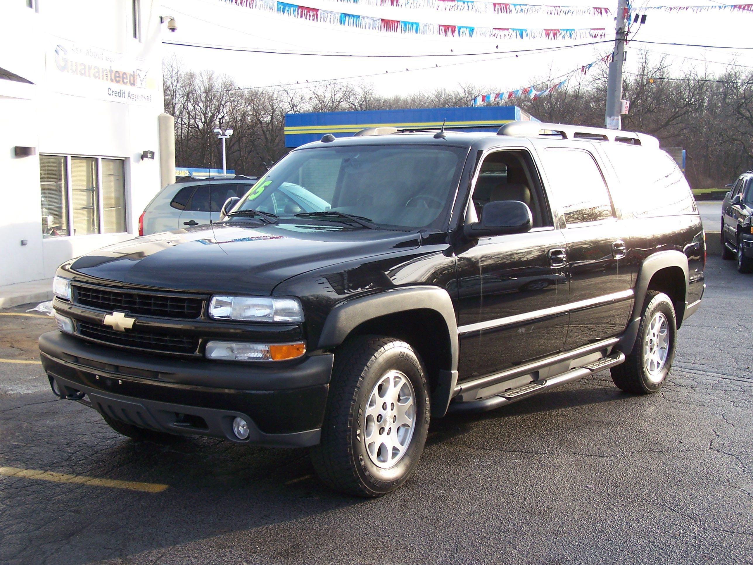 2005 Chevy Suburban Www Transitmotor Com Chevrolet Suburban