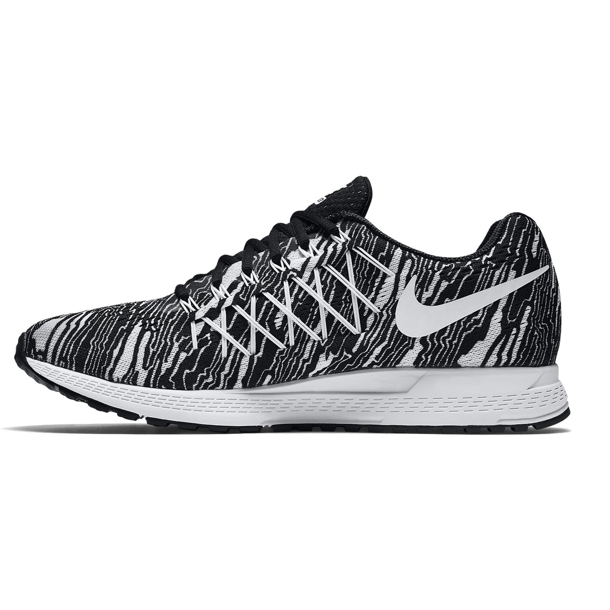 size 40 e548e ada8b Nike Air Zoom Pegasus 32 Print Erkek Spor Ayakkabı  806805-001 - Barcin.com