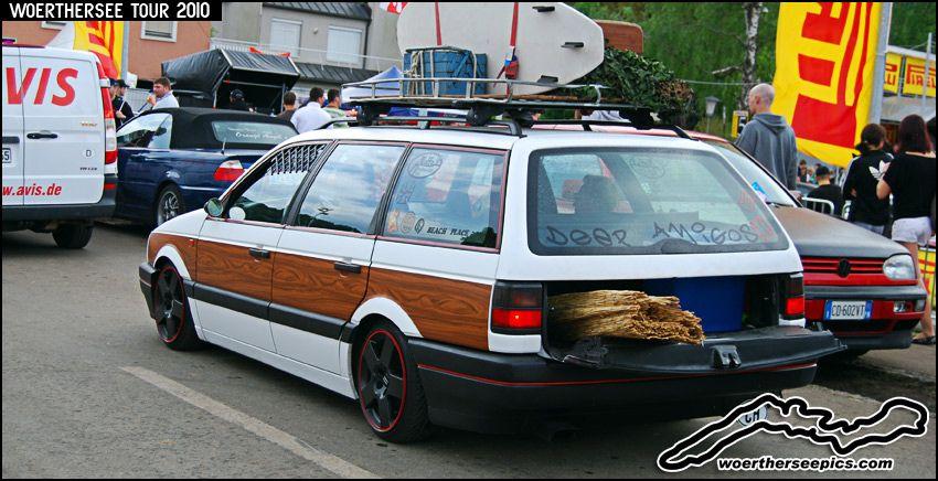 B3 passat wagon