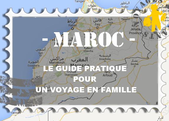 voyage maroc infos pratiques