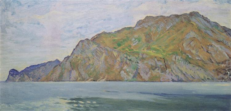 Lake Garda - Moser Koloman