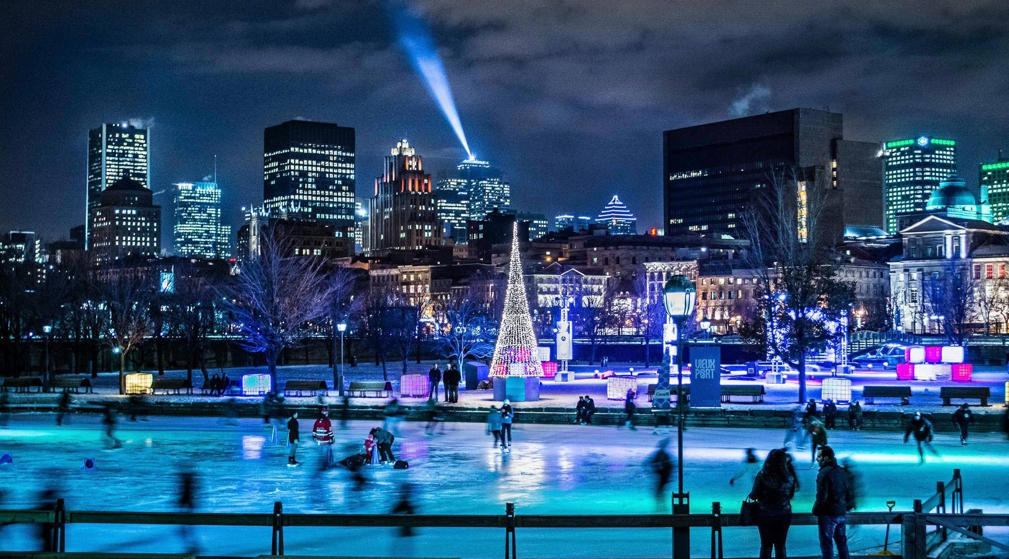 Beautiful Winter In Montreal Montreal Canada Pinterest