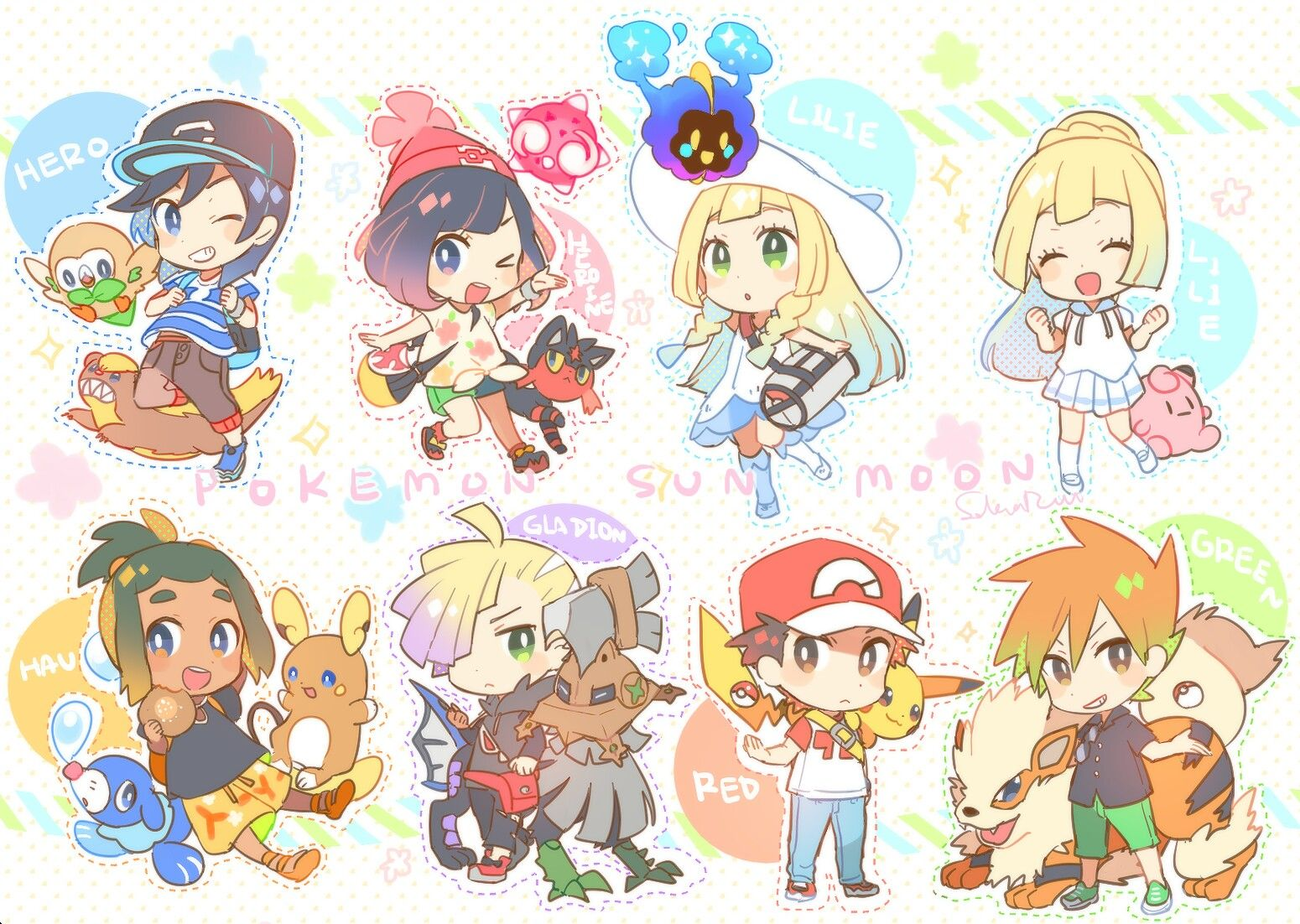 Pin by ♡Zai♡ on AAA Pokemon, Anime, Pokemon characters