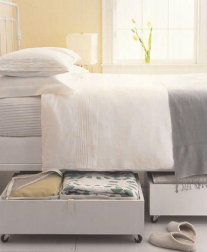 Cajones bajo la cama personalizando ikea pinterest for Cajones bajo cama ikea