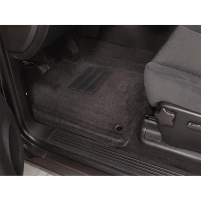 Lund 605843 Catch-All Carpet Charcoal Front Floor Mat Set of 2 605843-LND