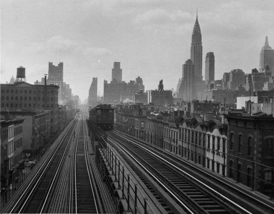 19 fotos antiguas de Nueva York
