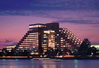 Hyatt Regency Cambridge Overlooking Boston Membermonday