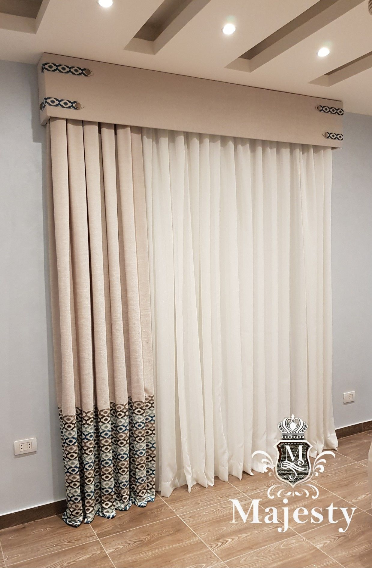 Pin By Mohamed Albanhawy On Majesty Curtain Designs For Bedroom Home Room Design Home Curtains