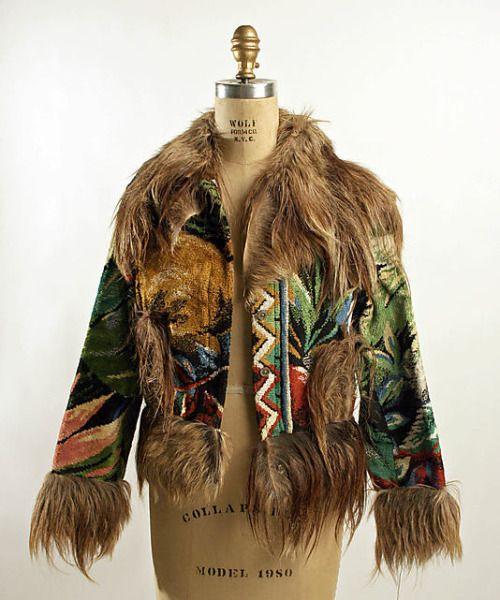 eddb2909 Jacket Kenzo Takada, 1970-1972 The Metropolitan Museum of Art ...