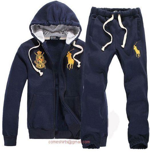 Ralph Lauren polo sweat suit  ef3a75f52c38