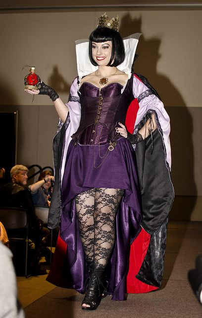 Steampunk Disney Costumes Evil Snow White Queen ...