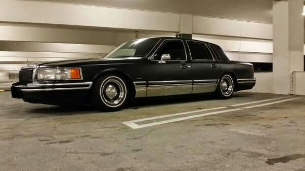 Lincoln Town Car Gangster Cars Cars Lincoln Town Car Lincoln
