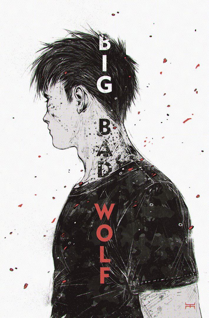 BIG BAD WOLF by tincek-marincek