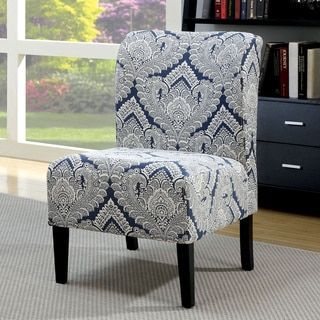 Patterned Living Room Chairs High Back Office Chair Covers Furniture Of America Bessia Modern Accent Overstock Com Shopping The Best Deals On