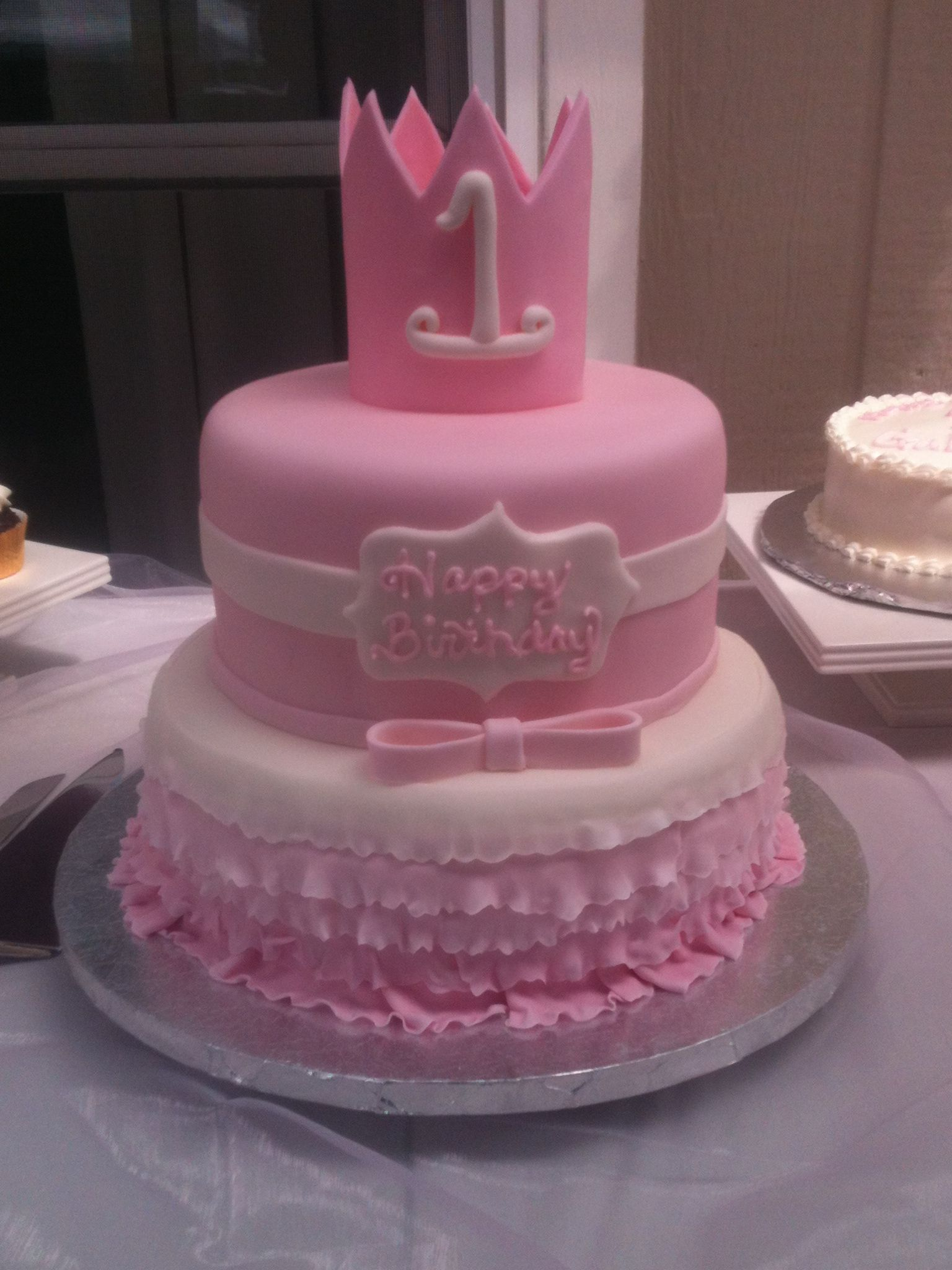 Happy Birthday Princess cake Happy birthday princess