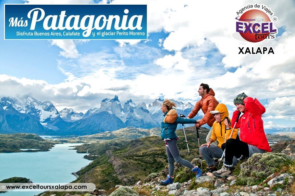 Viaja a la Patagonia Argentina desde $699 USD | Agencia de Viajes en Xalapa Excel Tours