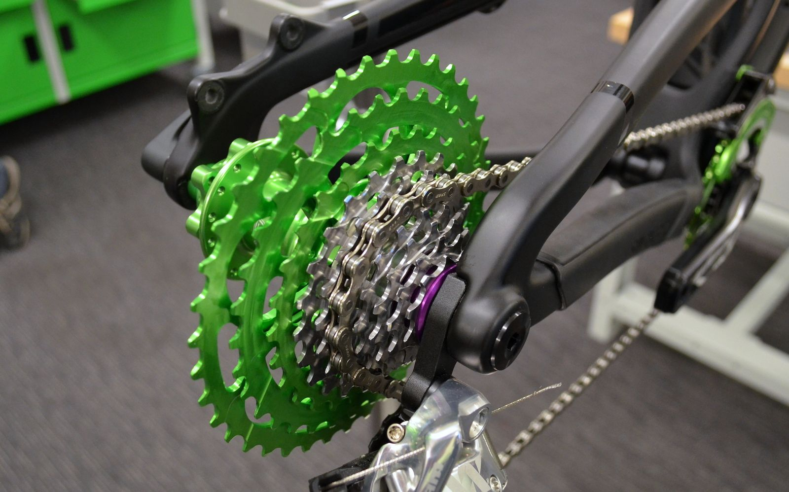 Hope Cassette Replacement 2015 Accessoire Velo Bicyclettes Velo