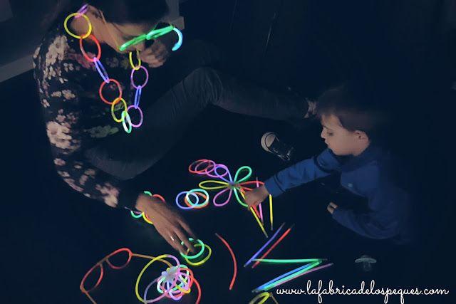 Fluorescentes para fiestas infantiles | La fábrica de los peques