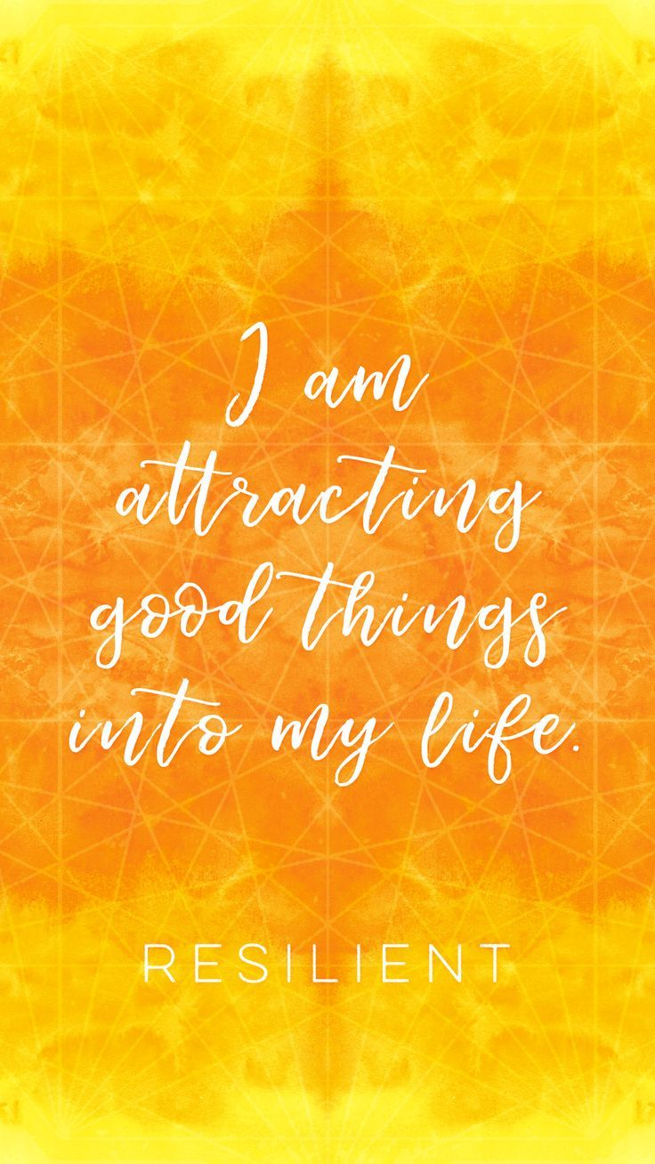 Positive Affirmation Quotes I Am Attracting Good Things Into My Lifepositive Affirmation