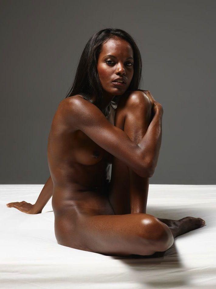 Naked in demark
