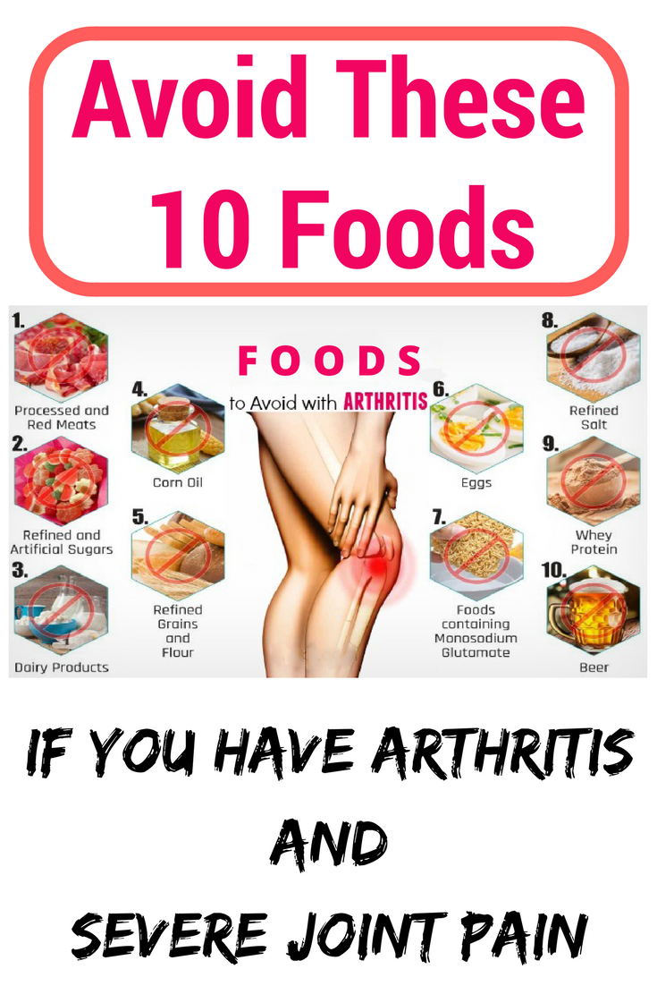 Natural Food Good For Joints