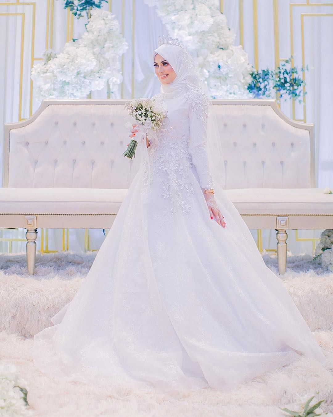 Cantik atau comel ??💃🏻 . . Groom @fidajamaluddin + @adykasim
