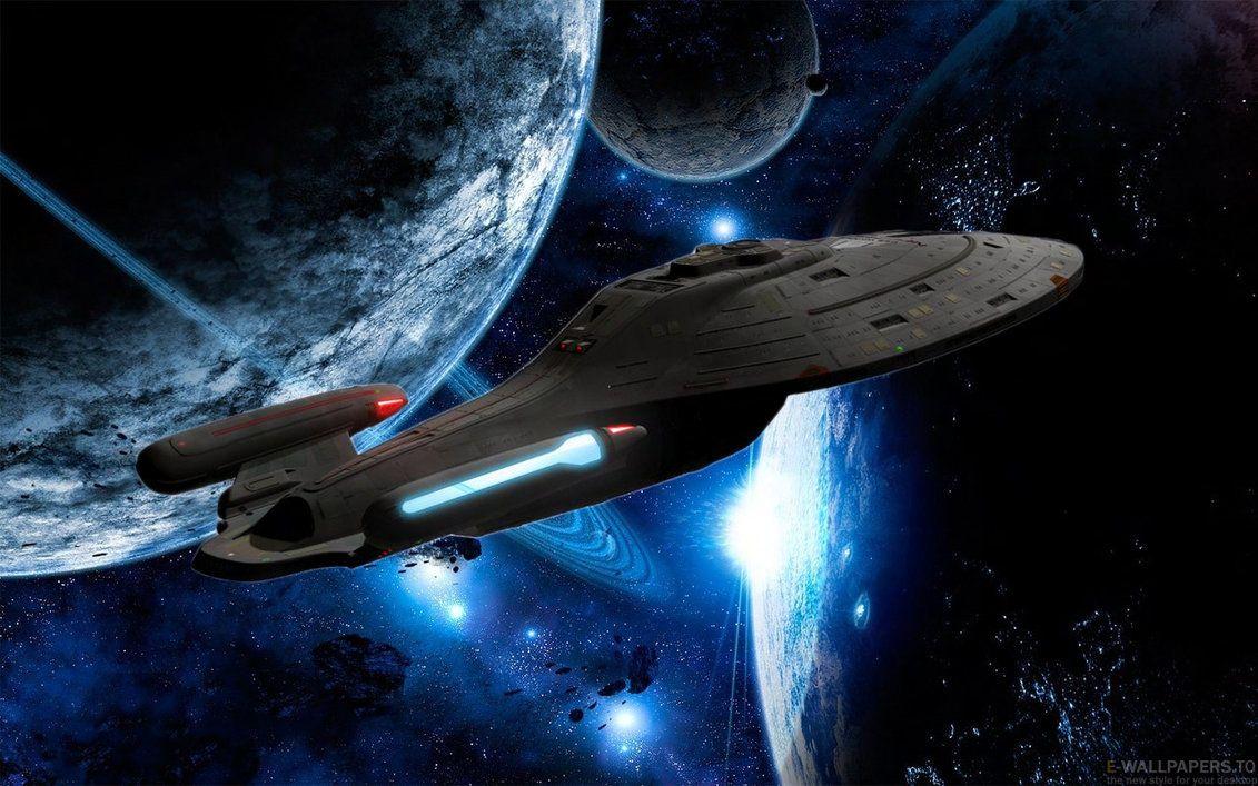 Star trek voyager spacecraft - Explore Star Treck Star Trek Voyager And More