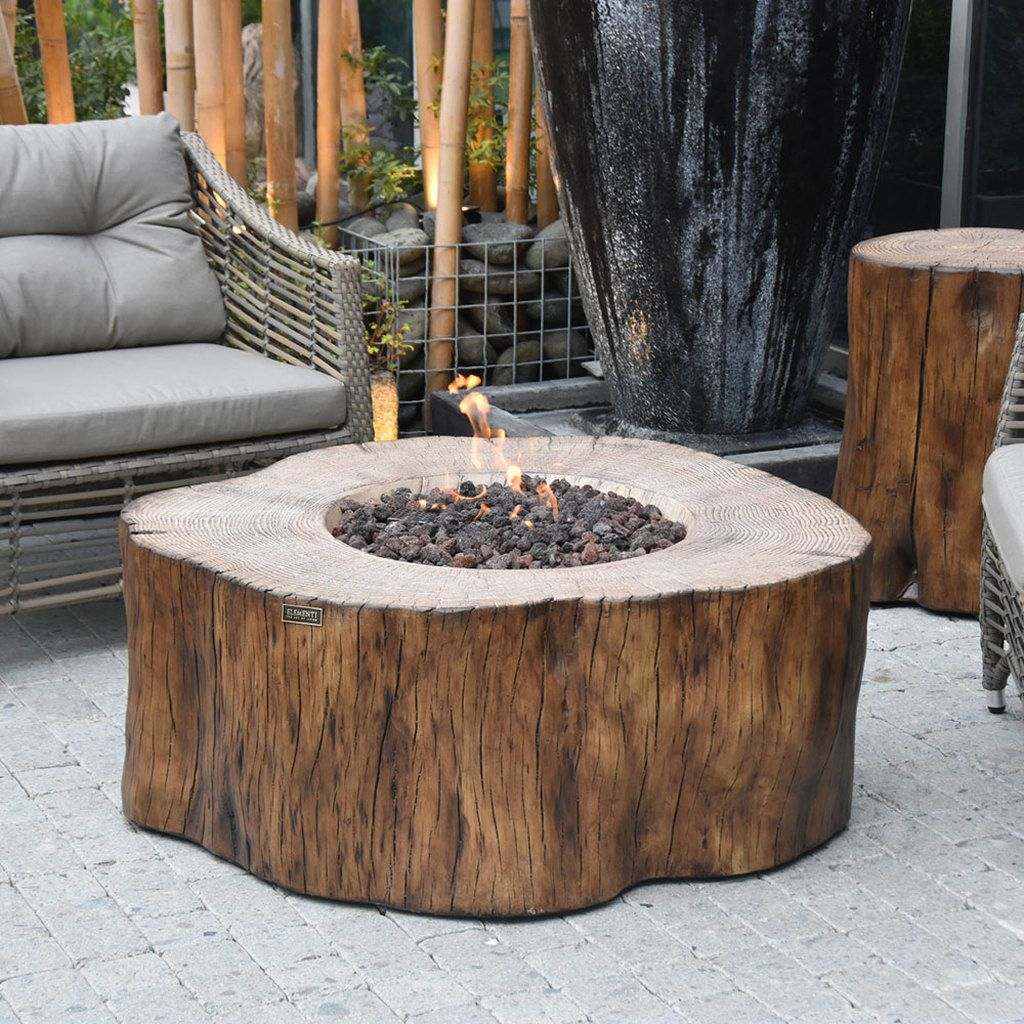 Photo of Elementi Manchester Fire Pit Table