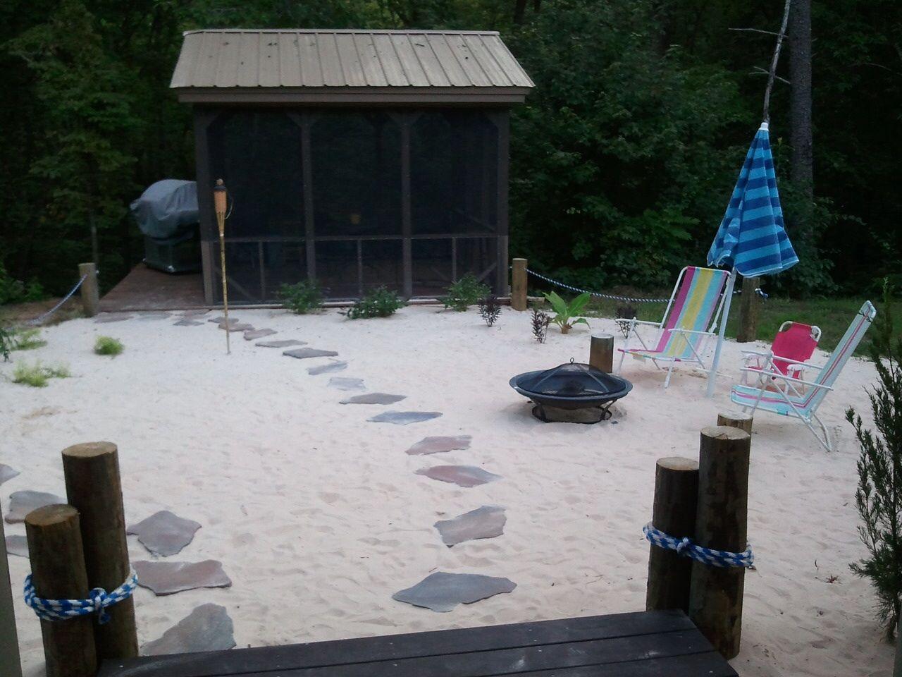 backyard beach things to make pinterest backyard beach