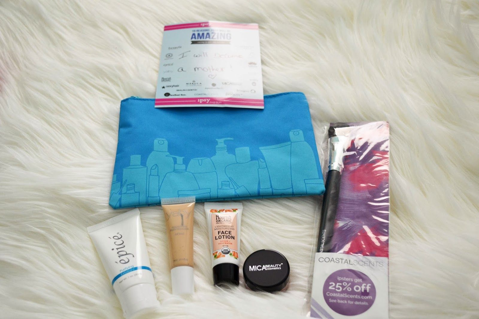 #Ipsy Glam Bag Review, January 2014