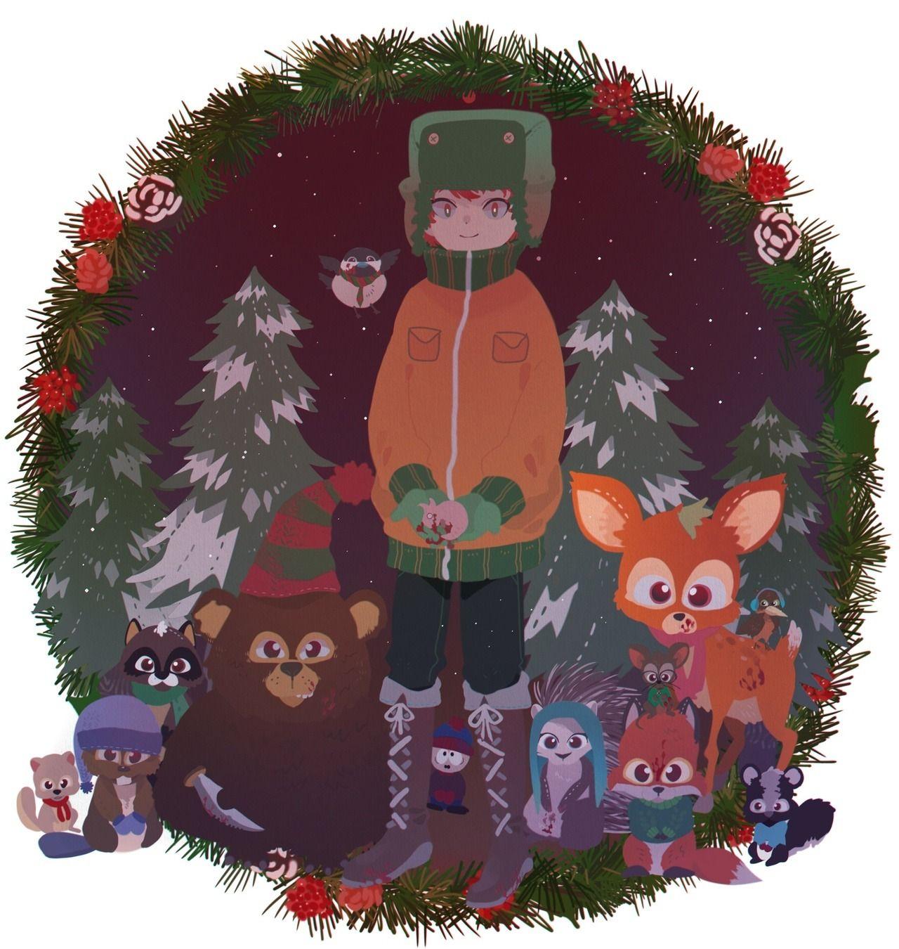 South Park Kyle By Clairki0 0 South Park Anime Kyle South Park South Park Fanart