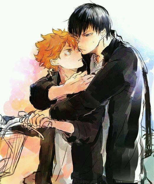 Pictures Of Different Haikyuu Ships