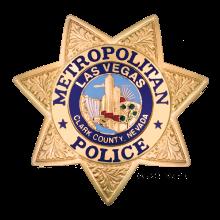 Lvmpd Logo Las Vegas Police Police Badge