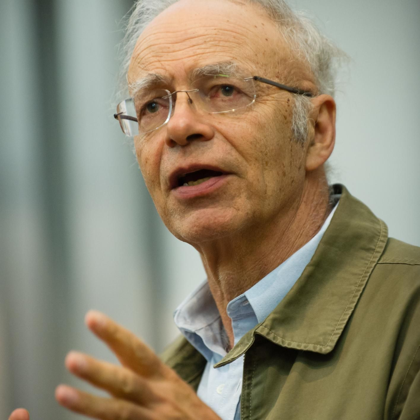 Gettysburg Essay Peter Singer An Australianborn Ethical Philosopher Writes In His Essay  The Great Gatsby The American Dream Essay also Essay Editor Peter Singer An Australianborn Ethical Philosopher Writes In His  Compare And Contrast Essay Examples For College