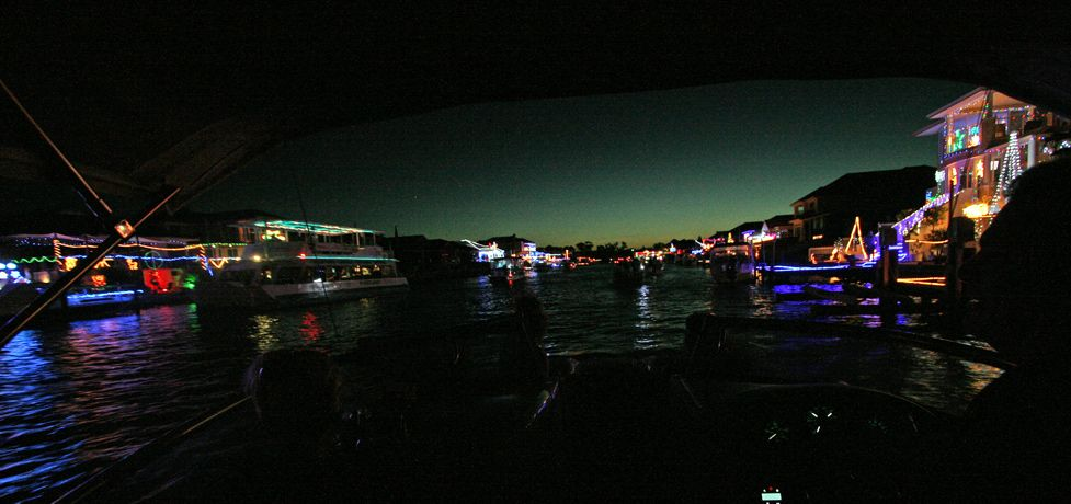 Mandurah Canals At Xmas I Can Think Of Far Worse Places To Be Canals Places Mandurah