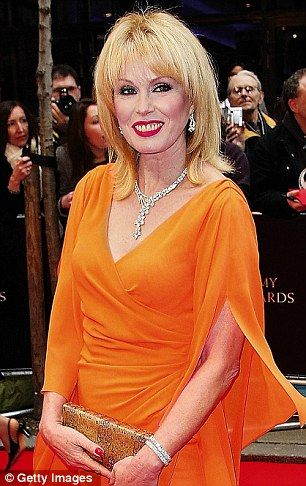 Joanna Lumley - don't even try to tell me Patsy Stone isn ...