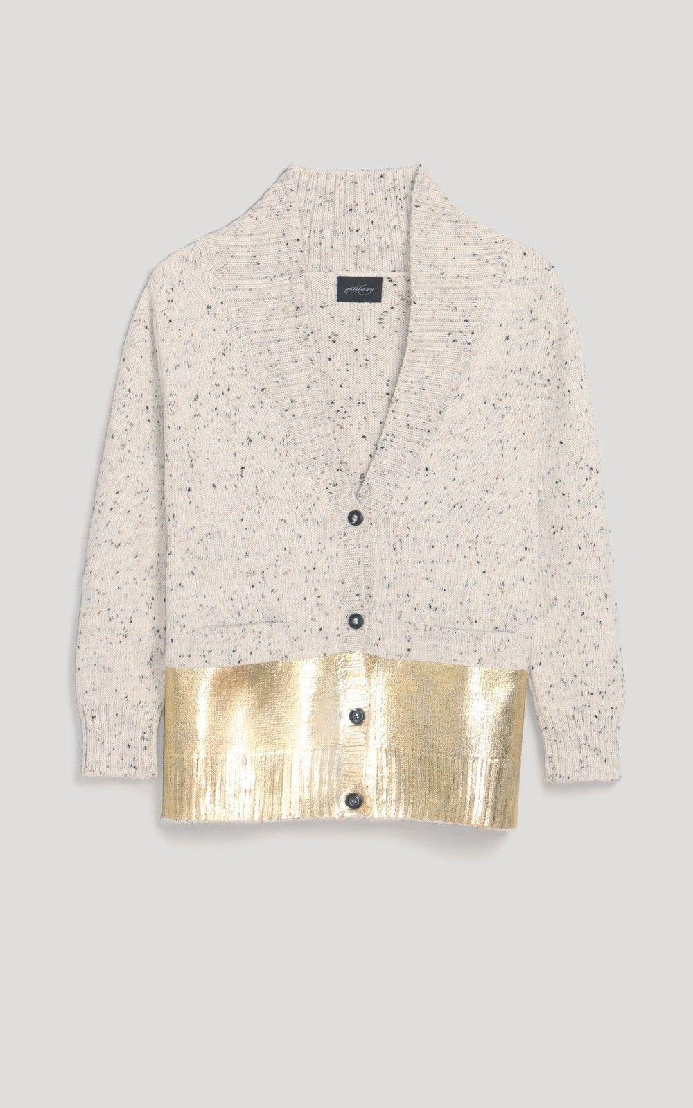 Shawl Collar Cardigan | Rachel Comey