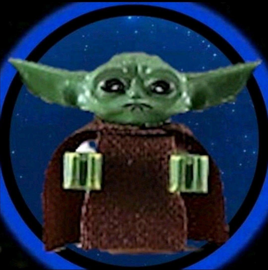 Baby Yoda Star Wars Icons Star Wars Background Lego Star Wars