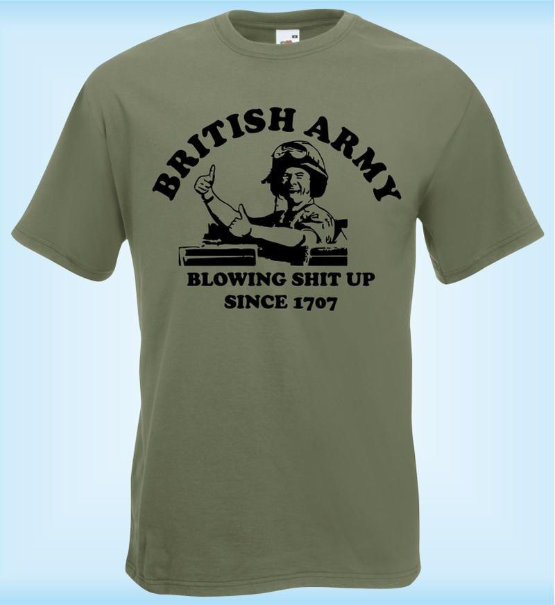 British Army Blowing Shit Up | LoveMePrint