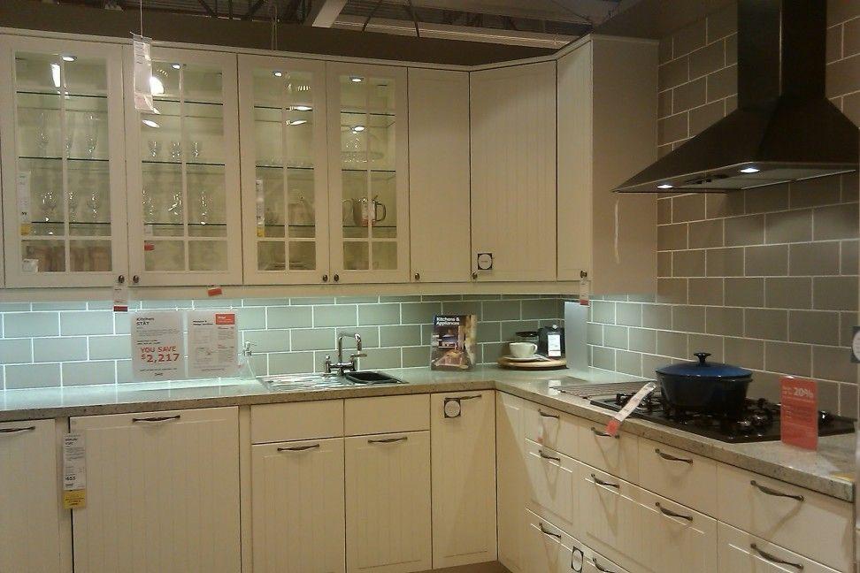 Best Luxurious White Ikea Kitchen Cabinet Design Idea With 400 x 300