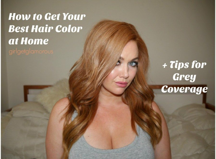 How To Get Strawberry Blonde Hair At Home The Diy Guide Caramel