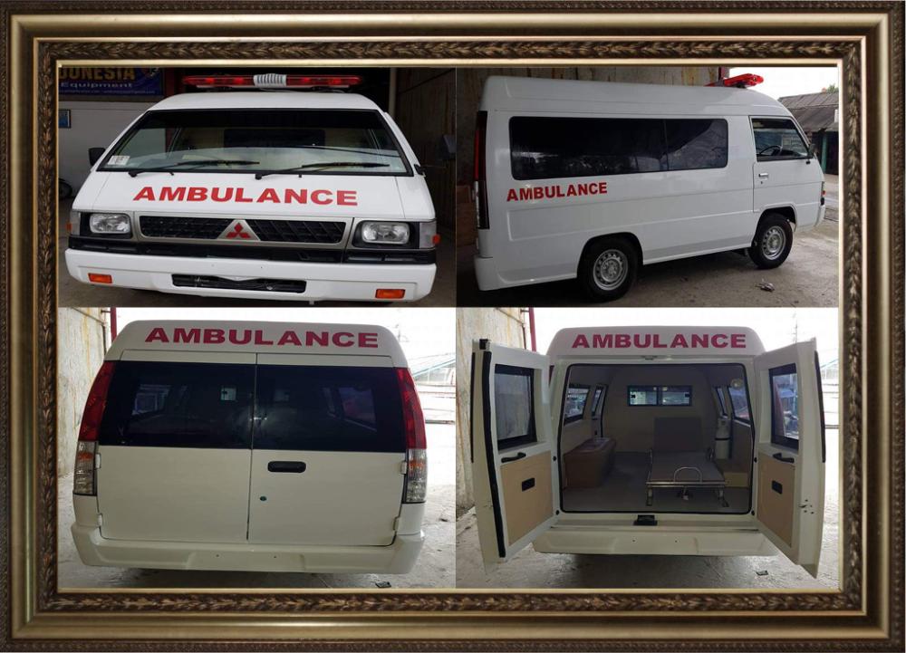 Karoseri Ambulance Mitsubishi L300 Standar Karoseri Mobil Dan Truck Ambulance Ambulans 4x4 Daihatsu