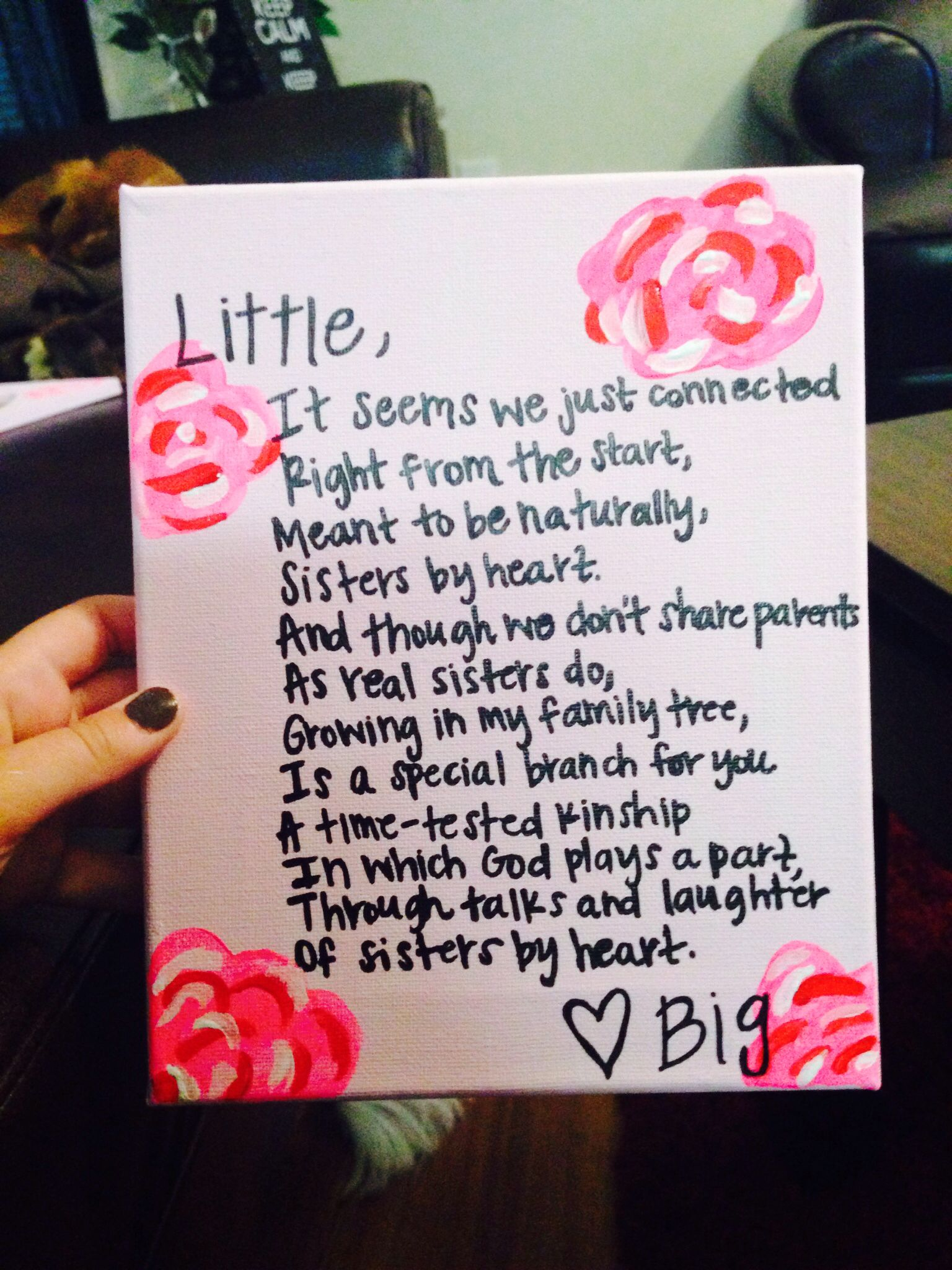 Little sorority sister quotes