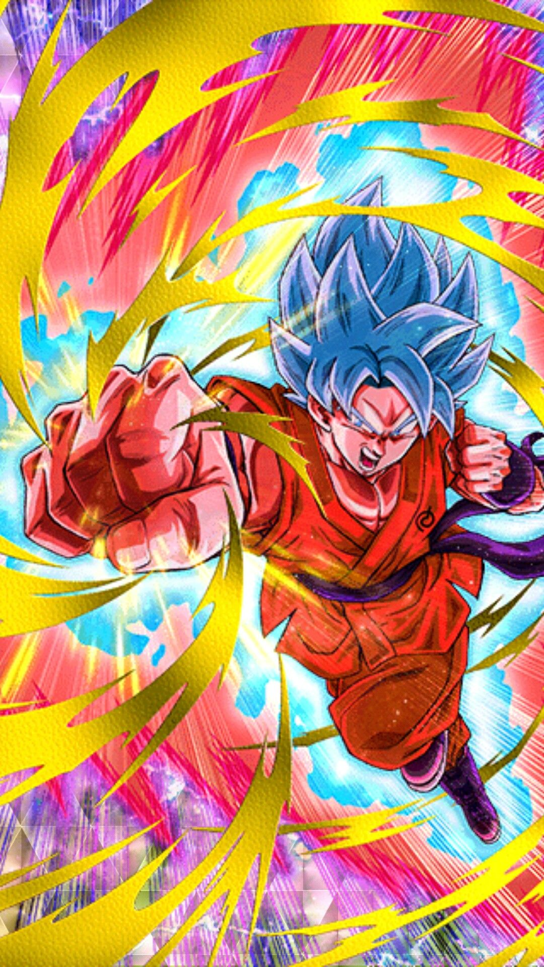 Super Sayian Blue Goku Kaioken X10 Dragones Personajes De Dragon Ball Personajes De Goku