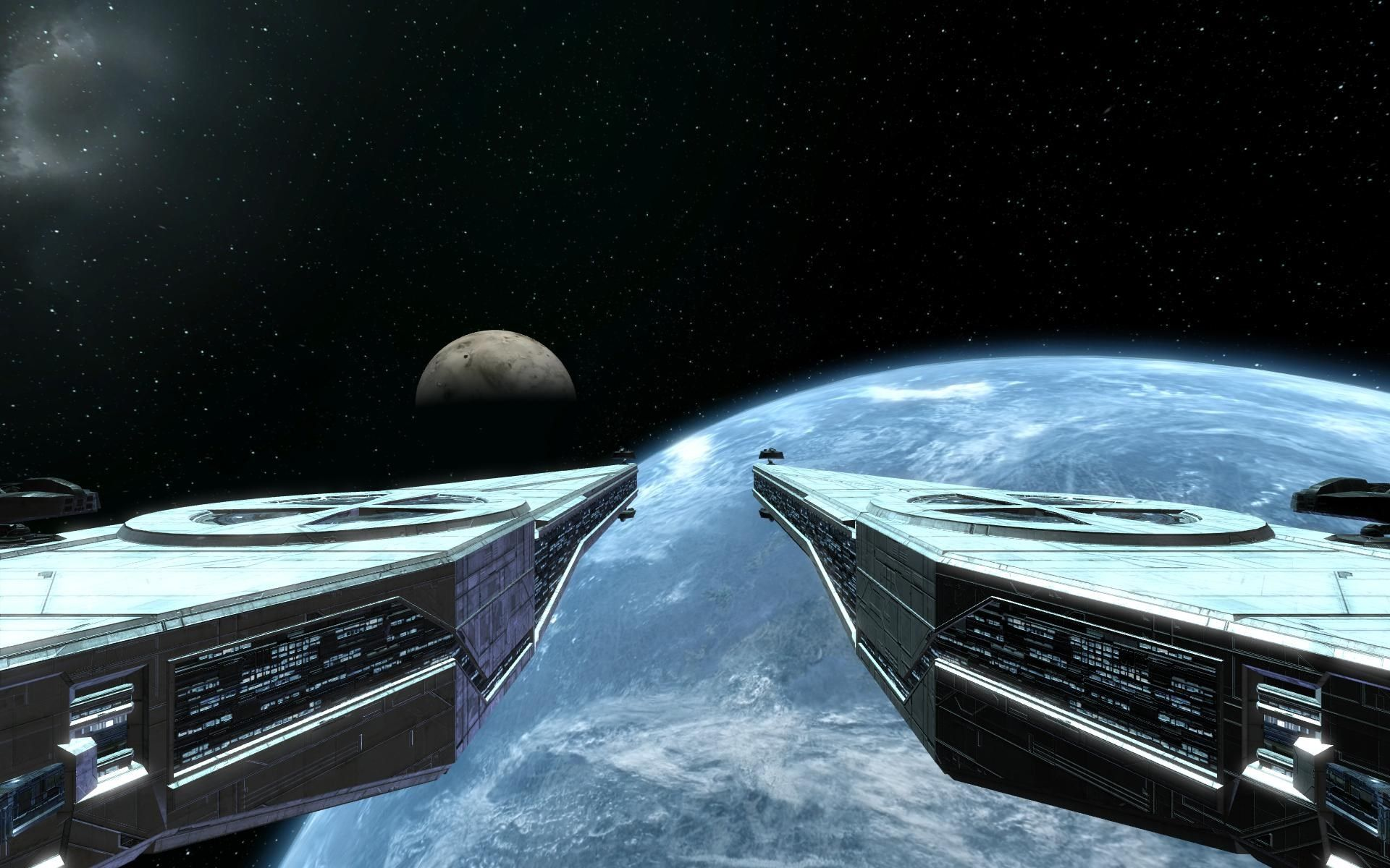Backgrounds In High Quality - spaceship backround - spaceship category
