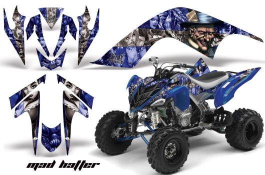 Yamaha Raptor 700 Quad Graphic Sticker Decal Kit For Graphic Kit Yamaha Raptor 700 Raptor